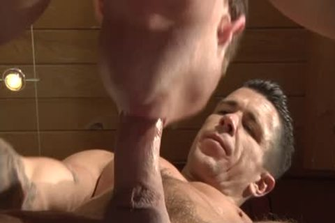 Trenton Ducati And Alex Andrews butthole hammering