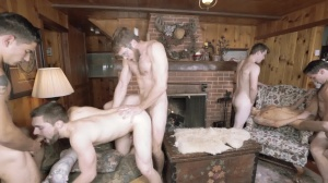 twink Peaks - Colby Keller & Griffin Barrows Muscle Love