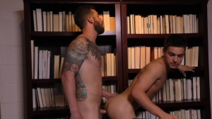 May I Join u ? - Johnny Rapid and Brad Powers gigantic ramrod Sex