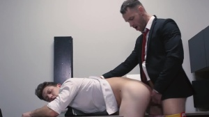 butt Controller - Paul Canon with Kit Cohen Muscle Sex