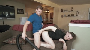 Getting A VJ - Connor Maguire & Jacob Peterson large penis plow