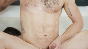 man, u're nude - Noah Jones with Jay Austin hairy Sex