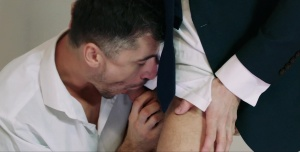 Stealth Fuckers - Jay Roberts & Matt Anders butthole Hook up