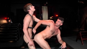 I'm Leaving you - Johnny Rapid and Jimmy Fanz butthole job
