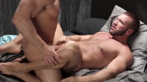 Suite 33 - Donato Reyes with Topher Di Maggio arse stab