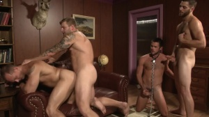 Trying Out The Goods - Tommy Defendi and John Magnum butthole Love