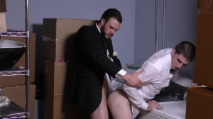 Runaway Groom - Cliff Jensen and Damien Kyle butthole Love