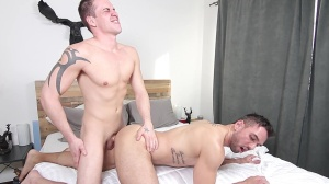 Ride - Darin Silvers with favourable Daniels anal job