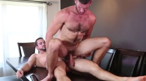 Raging Hard On - Phenix Saint, Jimmy Fanz ass Hook up