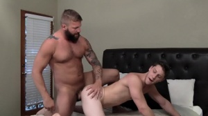Fling Cleaning - Colby Jansen with Paul Canon butt Hump