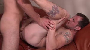 Not Brothers Yet - Jarec Wentworth and Jared Summers butthole fuck