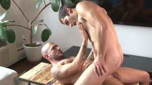 Atone - Johnny Hazzard with Dale Cooper anal Hump