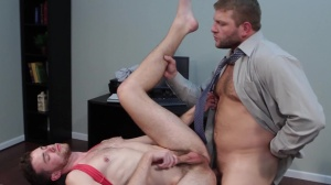The leak - Colby Jansen and Brandon Moore butthole Hook up