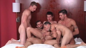 There's something About Johnny - Ty Roderick and Johnny Rapid ass Hook up