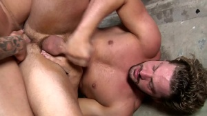 Fire Drill - Sebastian young and Andrew Blue ass Hump