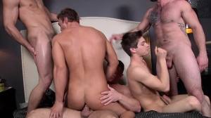 Tops only Required - Johnny Rapid with Rocco Reed 18 Nail