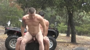 smutty Rider two - large penis pound