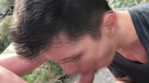dudes In Public 3 – Hike - booty Licking First Time