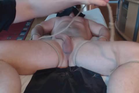 An gripping 10-Pounder And Prostate Massage