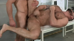 Defiance - Paddy O'Brian & Victor D'Angelo ass job