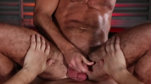 Revved Up - Paul Canon & Grant Ryan anal sex