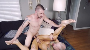 The Cookout - Brett Lake and Darin Silvers ass Hump