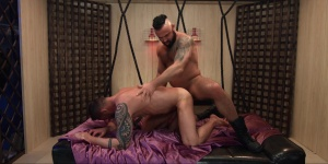 Art Of Domination - Jessy Ares with Tyler Berg anal Love