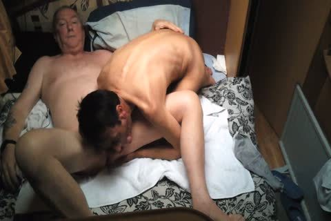 Wife Went Shopping old man Comes And poke Me