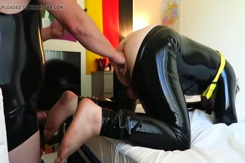 pounding Latex men