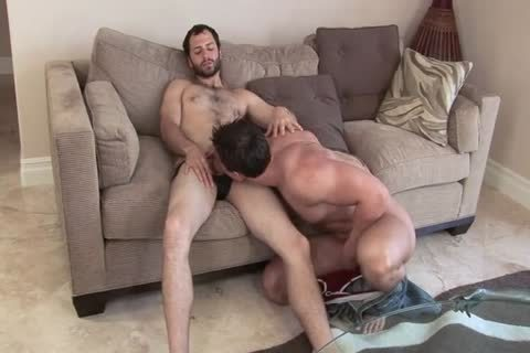 Kevin Falk And David engulf Each Other Off