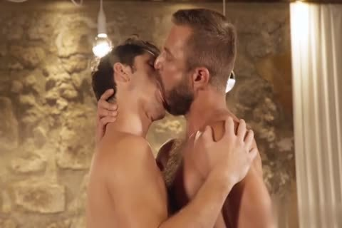 GayRoom - Dylan Knight pounded By A Plunger And Peter Fields massive wang