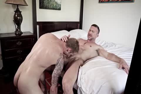 GayRoom Smooth wazoo Sleeper Awakens For A large wazoo nailing