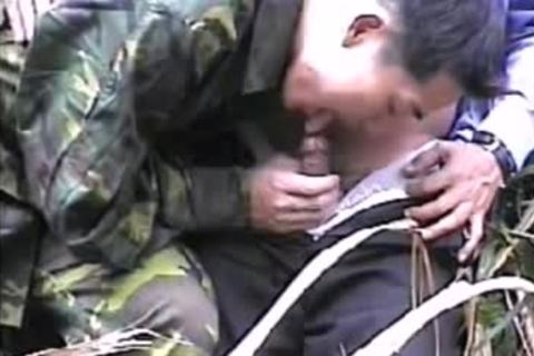 Military Outdoor Sex