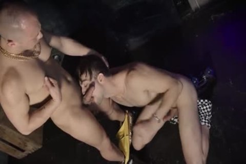 Roll Hard Alley bunch-sex W Brodie Ramirez & Mason Lear
