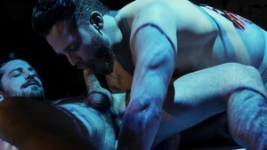 Camp Chaos - Hell's Kitchen: bare - Matthew Camp & Liam Lee American Sex