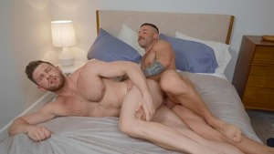 Str8 To Gay: Jacob Peterson being fucked by Eddy Ceetee