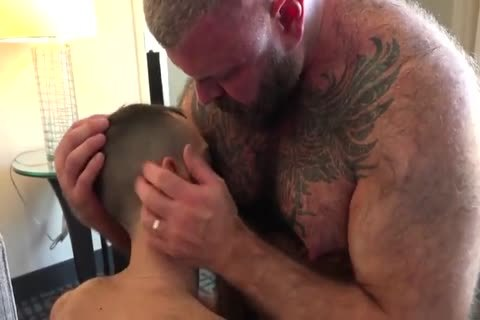 Daddy With stiff Suckable nipples bang A young guy