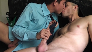 LatinLeche.com - Rough nailing filthy friend wearing heels