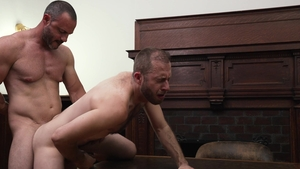 Missionary Boys: Nervous friend President Lewis lusts nailing