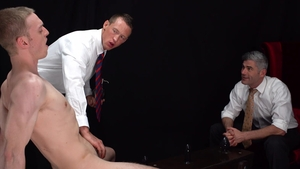 MissionaryBoys.com: Thick Elder Ivy spit wearing dress