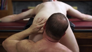 MissionaryBoys: Virgin Elder Larsen ass pounding video