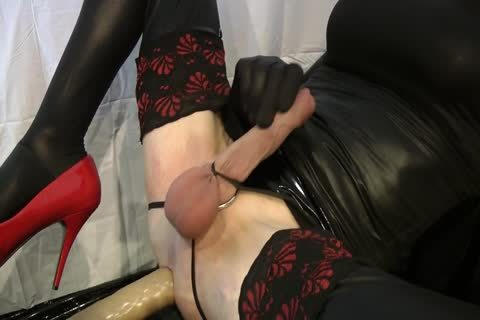 Sissy acquires plowed By The Machine