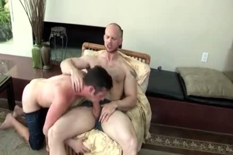 Daddy's chap - John Magnum And Chase Yang