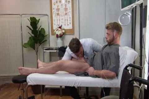 JJ KNIGHT pounding Gabriel Phoenix Hospital