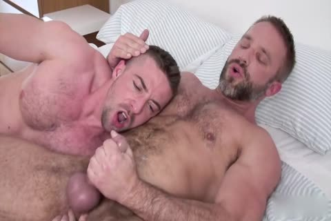 Dirk Caber And Scott Hunter