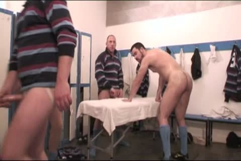greater quantity yummy Rugby Players (full video)