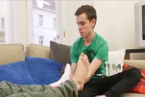 Emo twinks Toe sucking And oral-sex