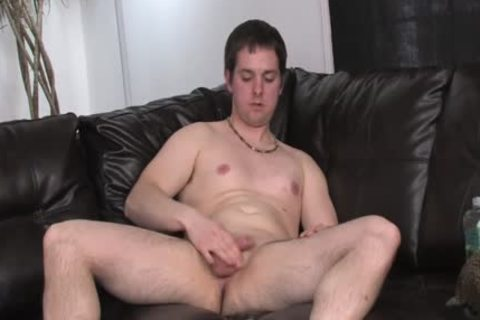 naughty Daddy Jerks Off On cam