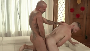 Icon Male - Scott Riley together with Jack Dyer anal