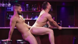 IconMale.com: Adam Ramzi smashed by american Colby Tucker